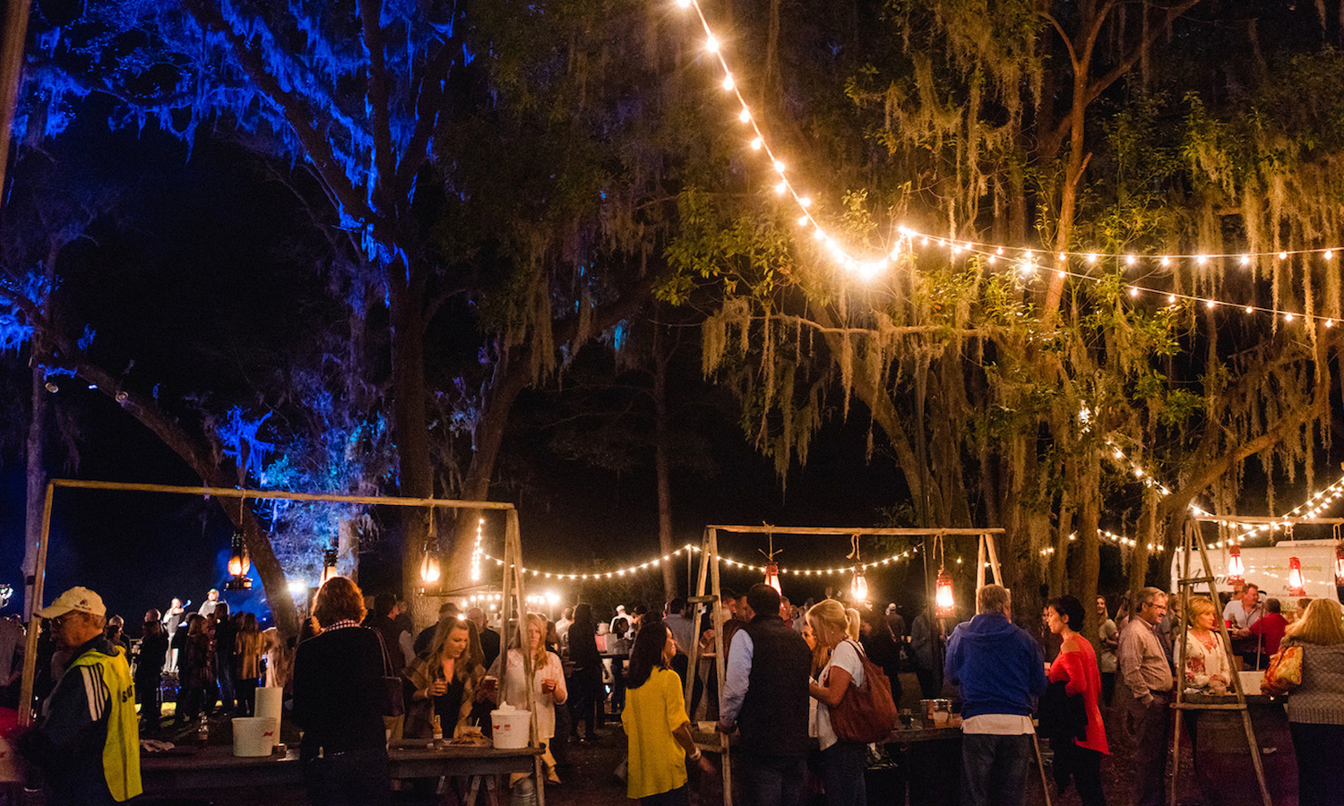 Nightlife at the Hilton Head Island Seafood Festival