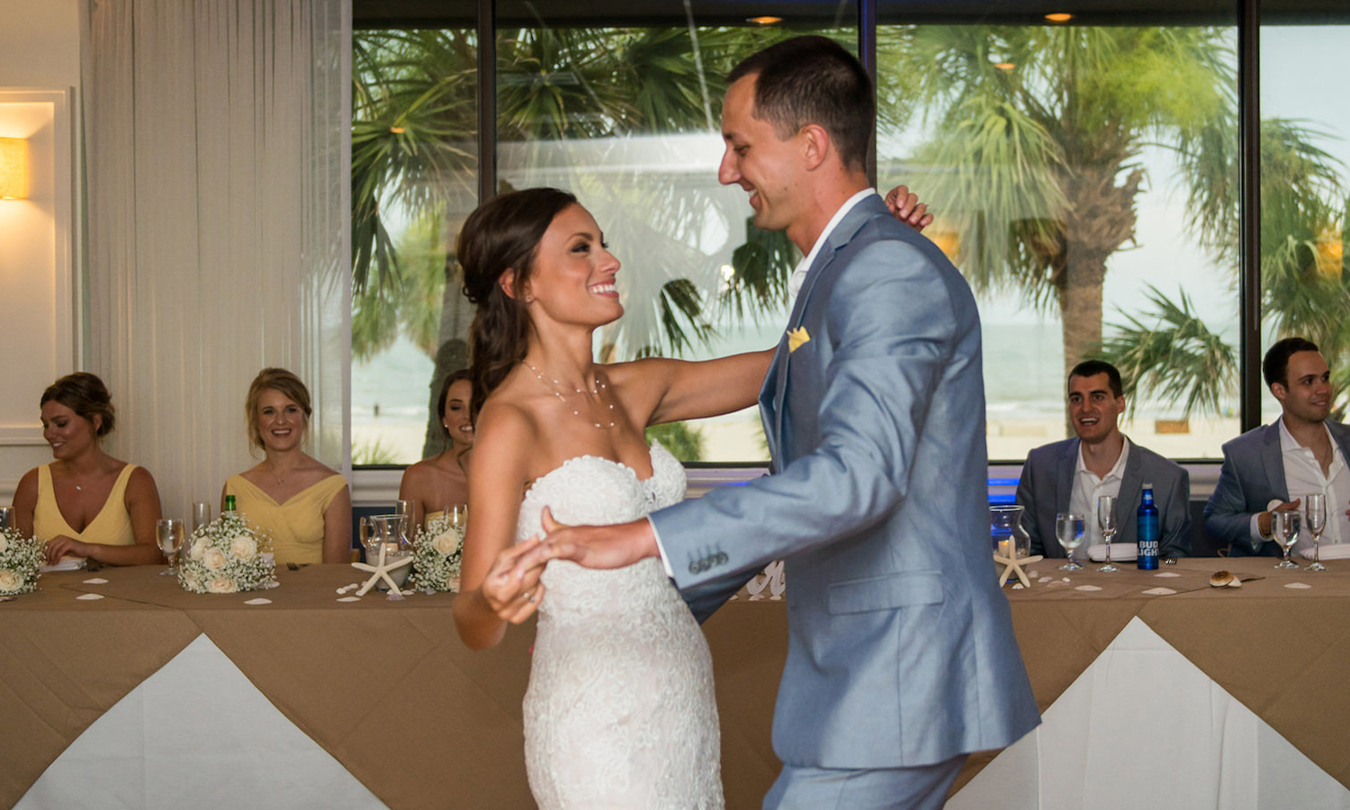 First Dance in the Sky Room