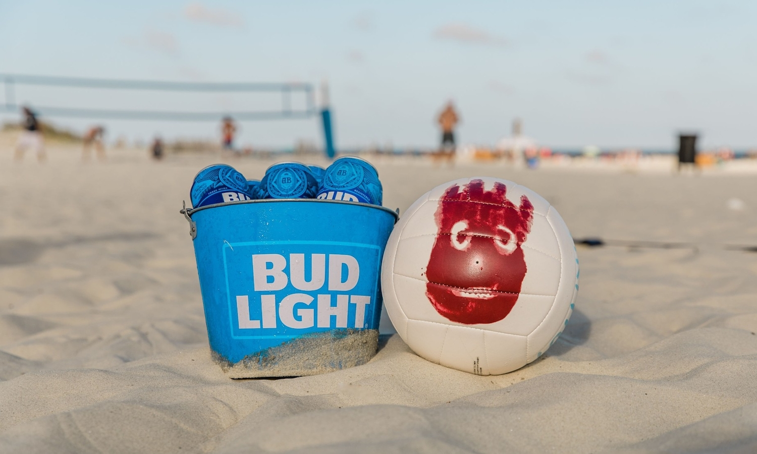 Bud Light and Volleyball
